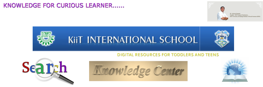 KIIT INTERNATIONAL SCHOOL LIBRARY